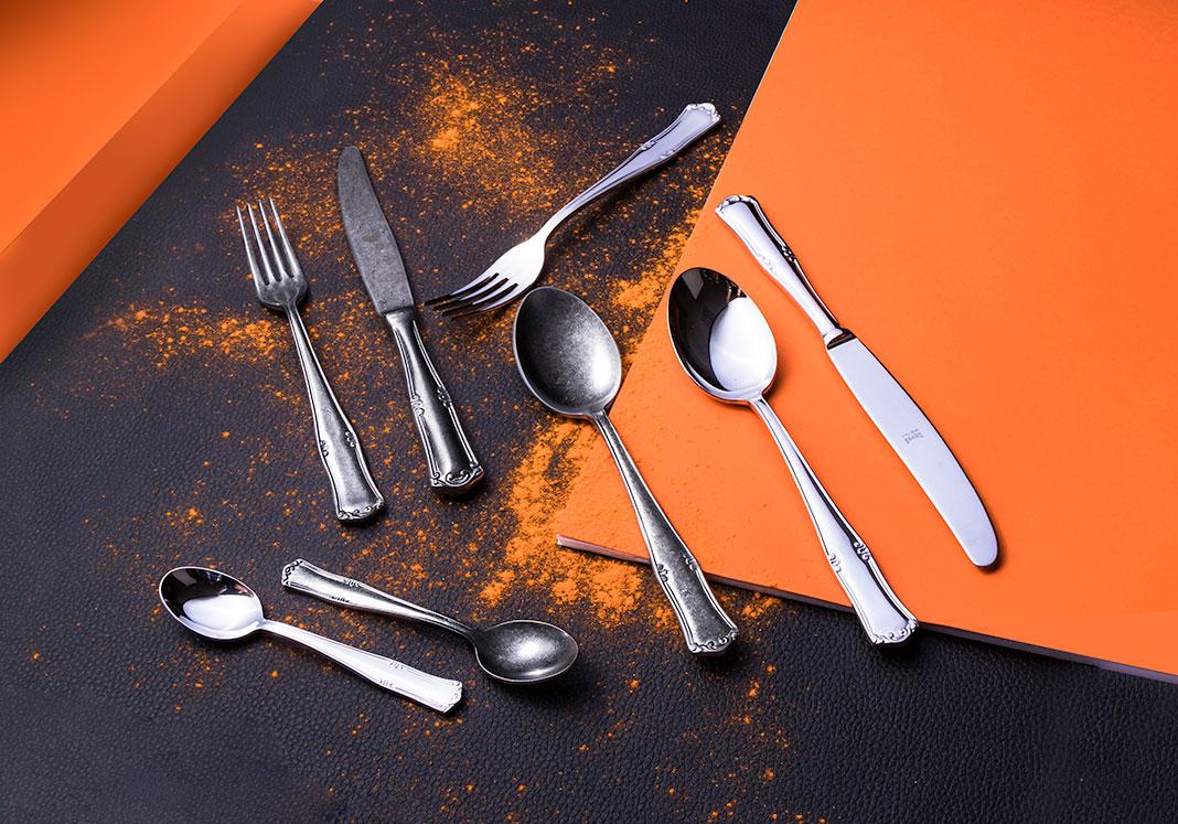 Cubertería profesional para Hostelería: equipa tu hotel o restaurante