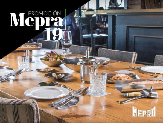 Promoción Mepra 19/20