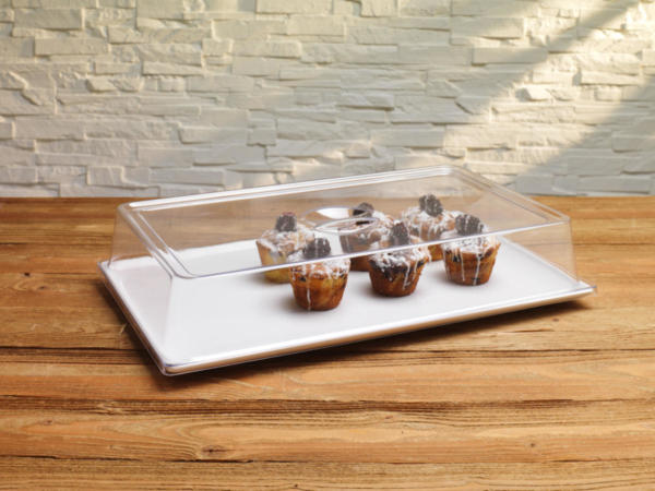 Melamine Trays with Lid